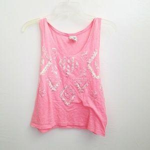 Pink by Victoria's secret tank
